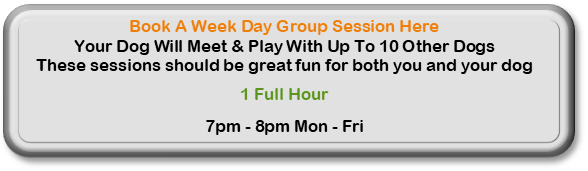 Click Here To Book A Weekday Group Session